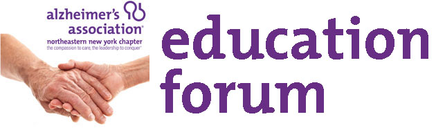Education Forum Banner