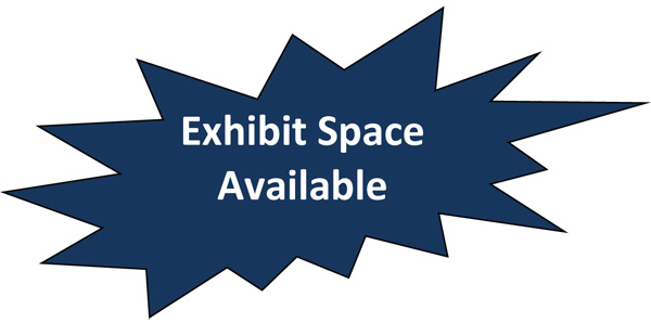 exhibit space available