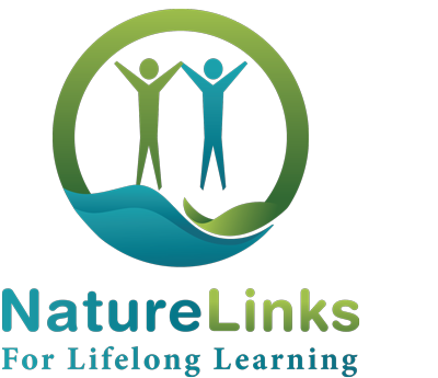 Logo for Nature Links for lifelong learning