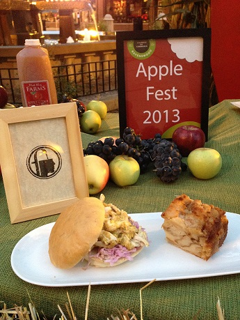 Apple Fest Fountainhead