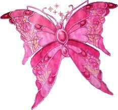 Pink Butterly