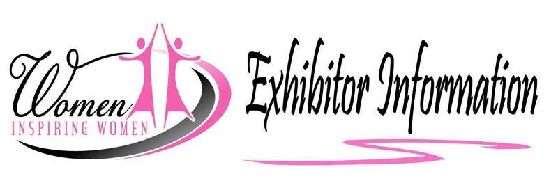 Exhibitor Information Masthead