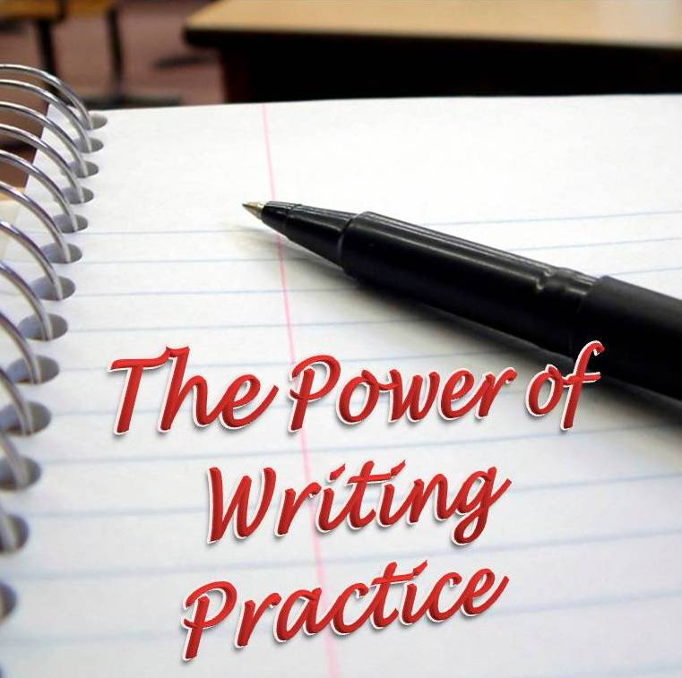 Register Now for Power of Writing Practice