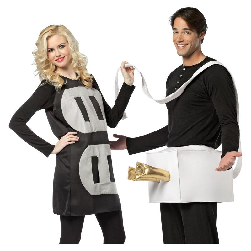 Socket & Plug costume