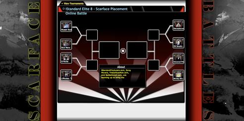 Elite 8 Screenshot