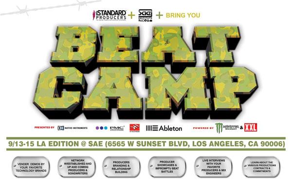 Beat Camp - LA 9/13 - 9/15