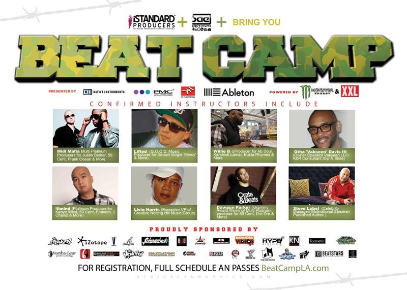 Beat Camp LA