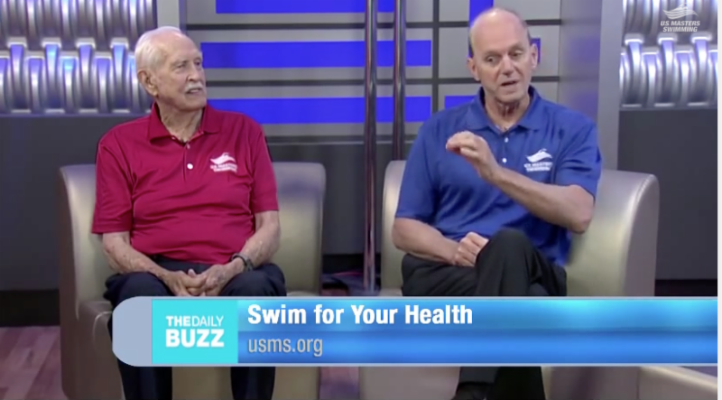 Tiger Holmes and Rowdy Gaines on the Daily Buzz