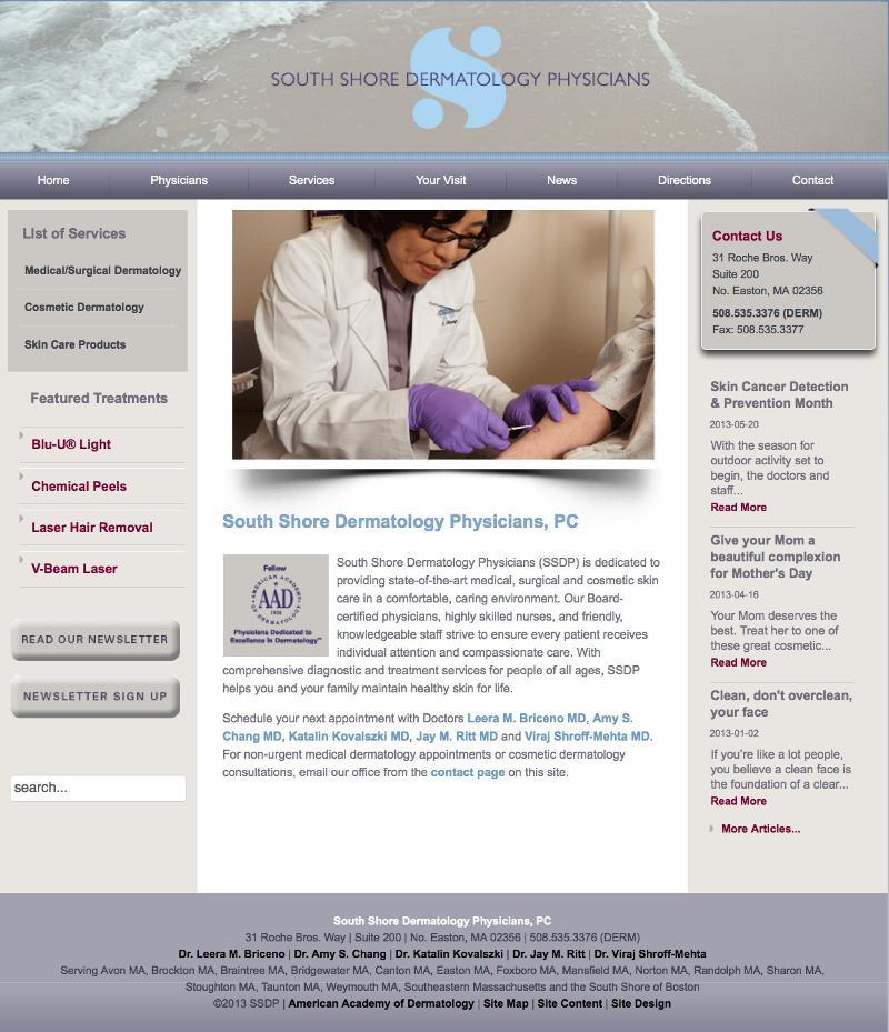 SSDP home page