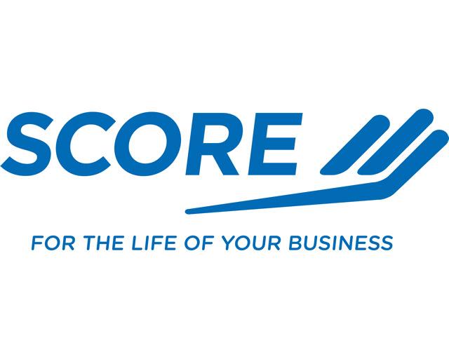 SCORE Small Logo