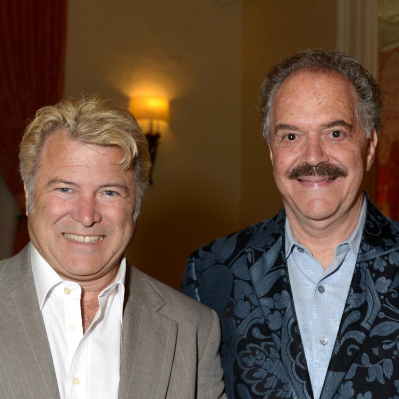 Peter Rogers & Sid Lesowitz