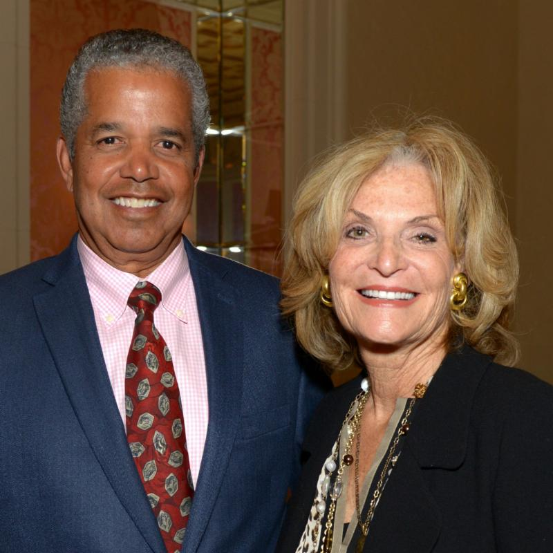 Carlton Moody & Marlene Silver