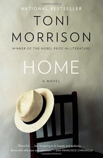 Toni Morrison - Home book cover