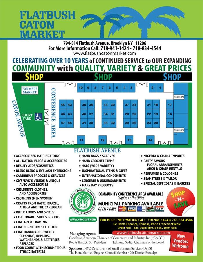 Flatbush Caton Market