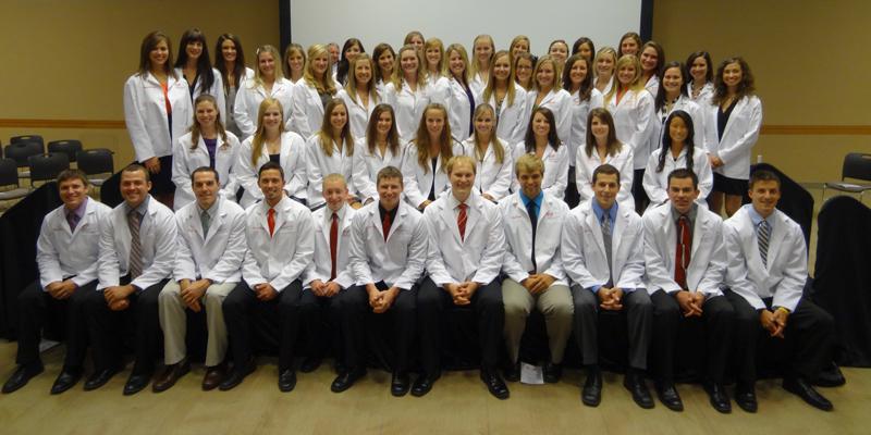 PT Class of 2014 White Coats