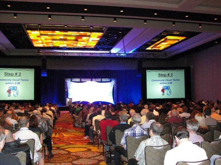 Dr. Kotlar speaking at seminar