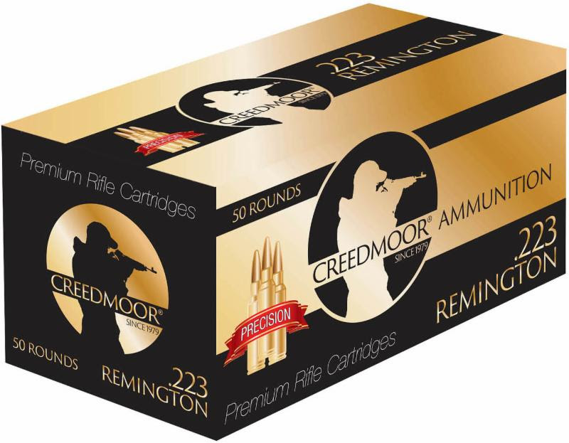 Creedmoor Ammo: .223 Sierra Now Available to Ship!