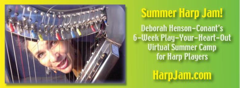 Summer Harp Jam Image