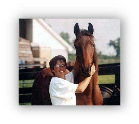 Courtney & Horse