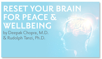 Reset Your Brain for Peace & Wellbeing