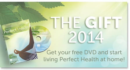 Perfect Health DVD - Gift 2014