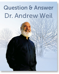 Andrew Weil Question and Video