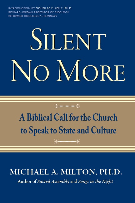 Silent No More cover 1
