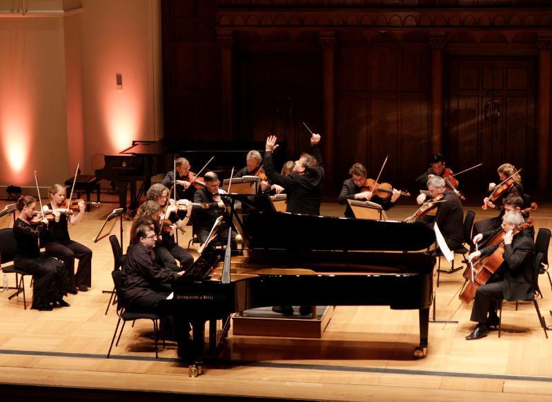 Ivo Varbanov, Cadogan Hall, London, 12.11.12