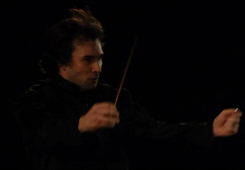 Cristian Sandu, Conducts Beethoven