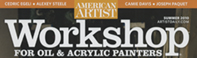 American Artist Workshop logo