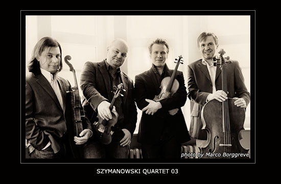 Szymanowski Quartet