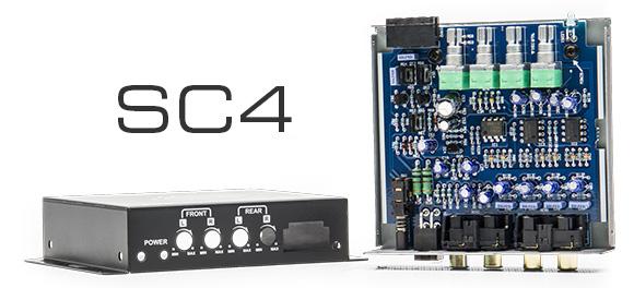 DD SC4 Signal Converter