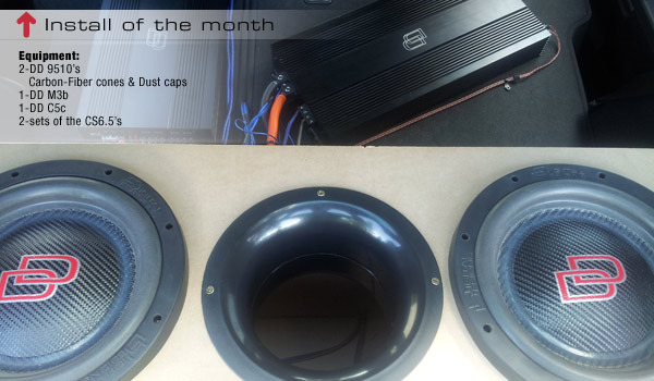 Install of the Month