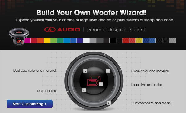 Build Your Own Woofer Wizard