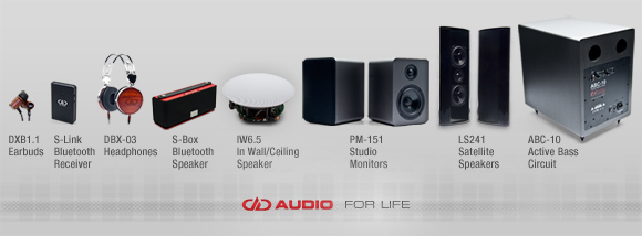DD Audio For Life Products