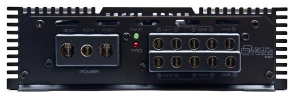 DD SS5 Amplifier