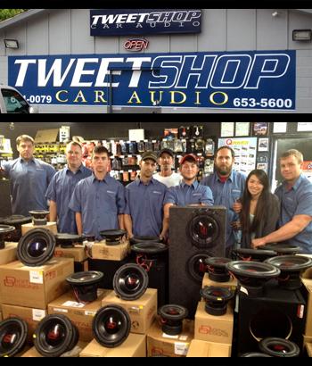 Tweet Shop