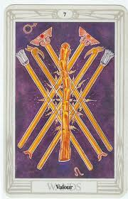 7 of wands