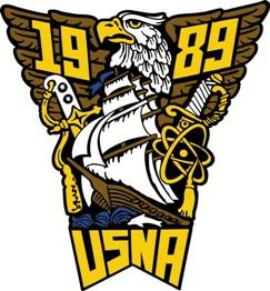 USNA Class of 1989