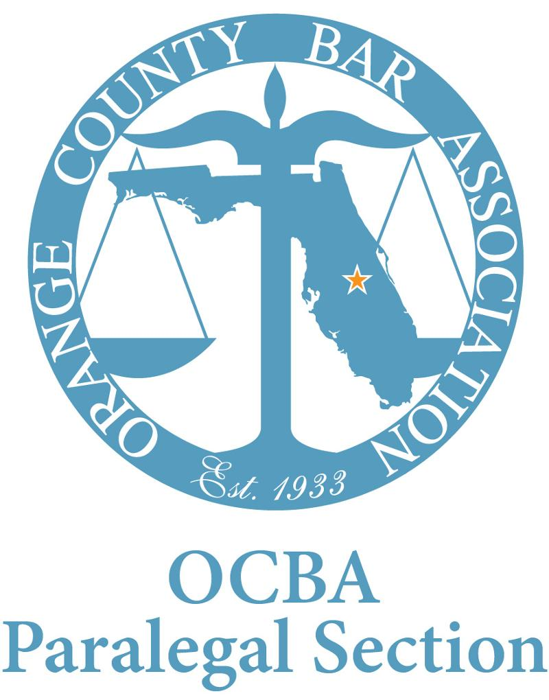 OCBA Paralegal Section Logo
