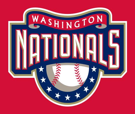 Washington Nationals logo 4