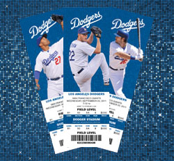 cef73cbbc6a Win two FREE tickets to Union Night at Dodger Stadium!