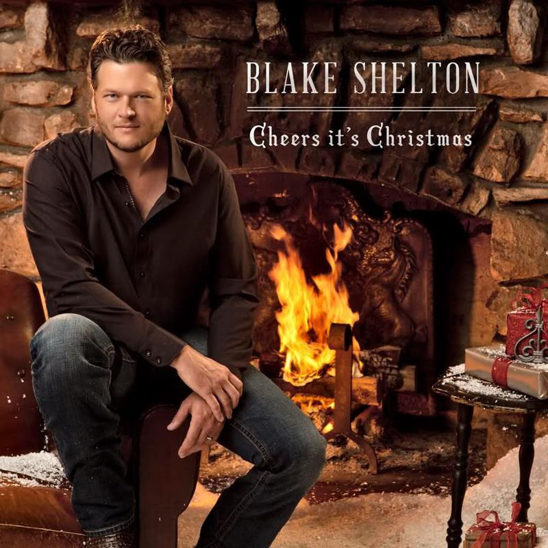 Blake Shelton Christmas CD