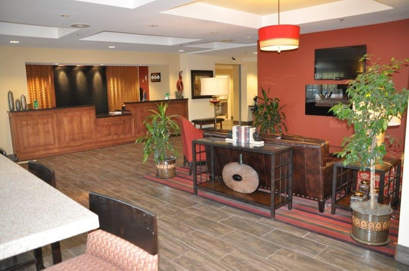 Best Western Cottontree Inn, Lobby