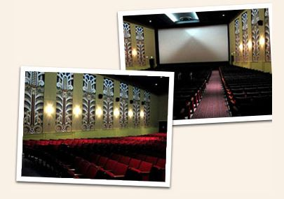 Grand Theatre Monster Screen