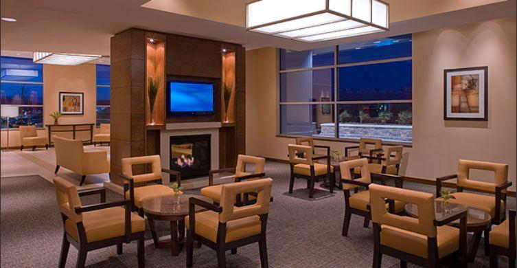 Hyatt House 2 lobby