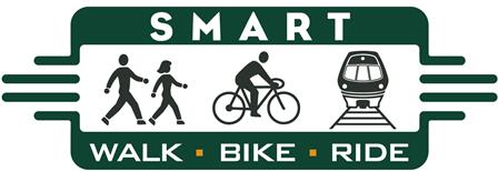 Walk Bike Ride Logo