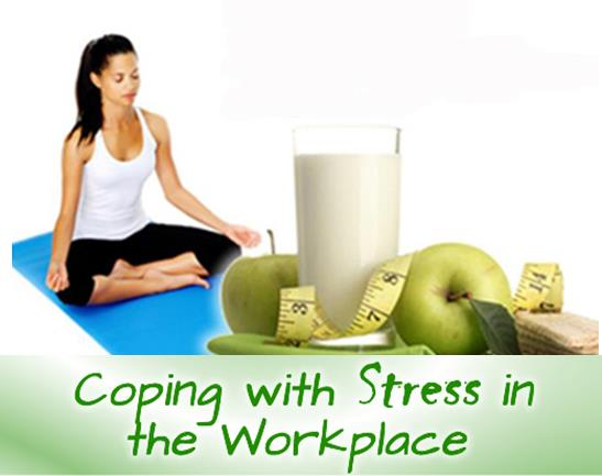 coping with stress in the workplace A look at male-specific problems when dealing with workplace stress.