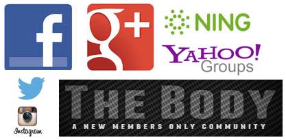 Online Community Logos