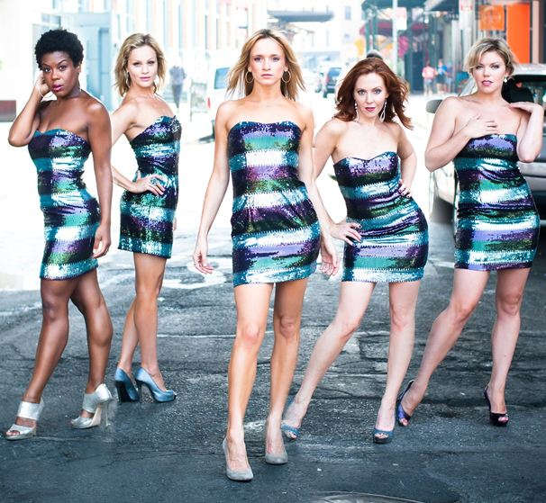 Broadway Dolls
